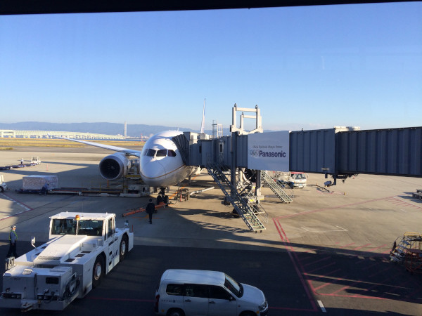 アメリカ出張(サンフランシスコ~ニューアーク)へ