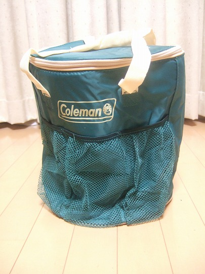 coleman製ソフトタンク 購入したでー!