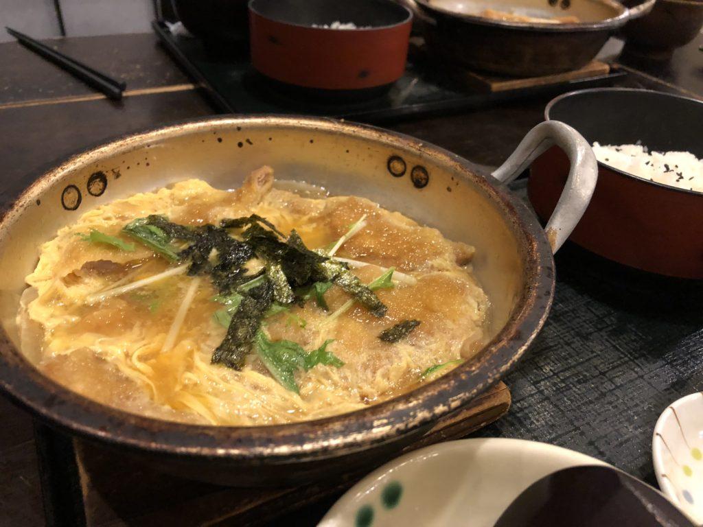かつ鍋定食in小浜、WordPressサイト移行の残件
