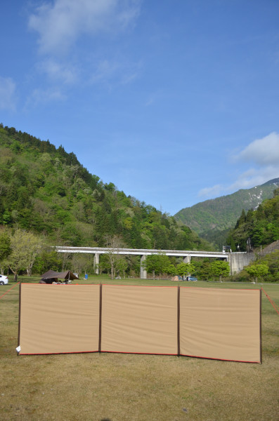 GWキャンプ@麻那姫湖(5/2~6)その6