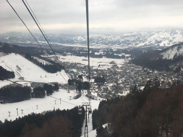 2017春スキー@野沢温泉スキー場その2