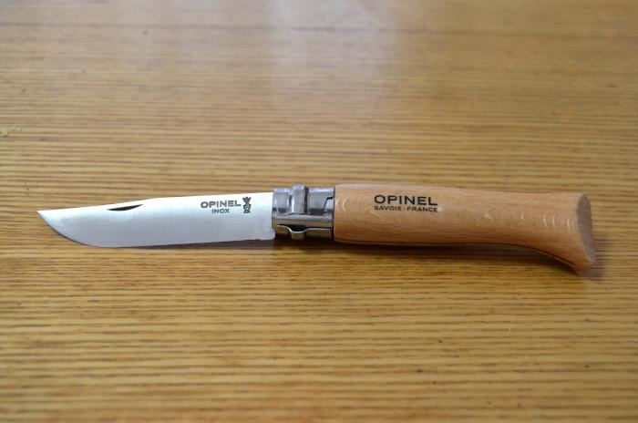Opinelフォールディングナイフ#8