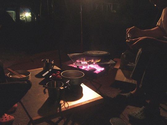 自然の森ファミリーオートキャンプ場へ。2日目(2)