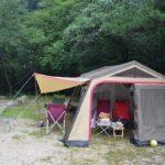 川キャンプ@八風キャンプ場(その2)