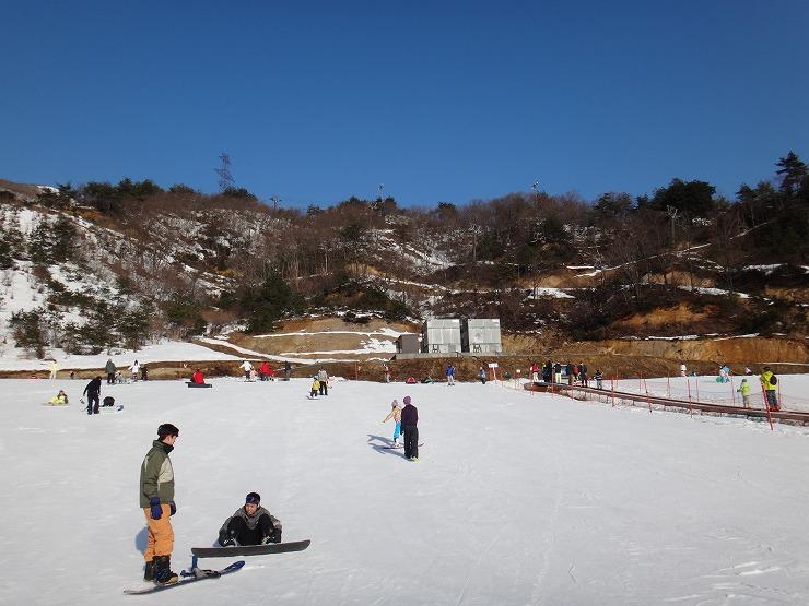 スキー@国境スノーパーク