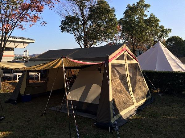 晩秋に出会いのキャンプ@グリーンパーク山東(11/22~24)