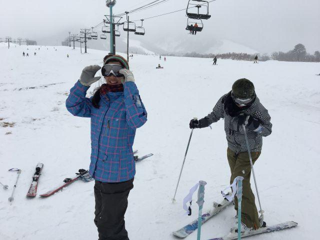 新春スキー@栂池高原スキー場
